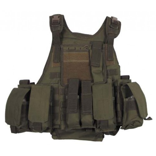 Corpetto Tattico RANGER, OD Green