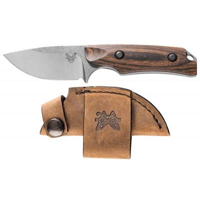 BENCHMADE HIDDEN CANYON HUNTER KNIFE 15016-2