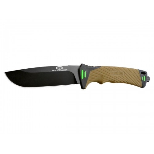 WITHARMOUR NIGHTINGALE FIXED BLADE TAN