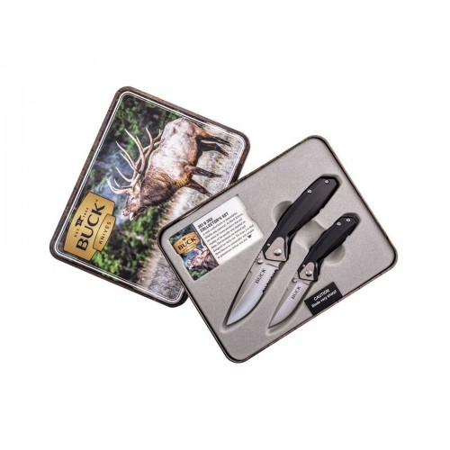 BUCK COMBO COLLECTOR'S SET 351 & 352 CMBO157-C