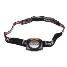 Headlamp, 4 LED bianchi, 3 LED rossi