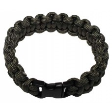 Bracciale in paracord 550 OD GREEN