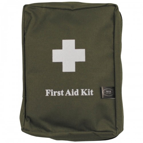 KIT FIRST AID , MOLLE